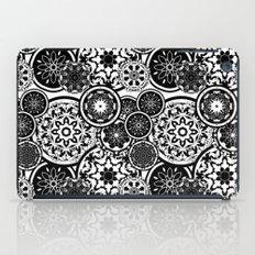 Deco' In Black & White 1 iPad Case