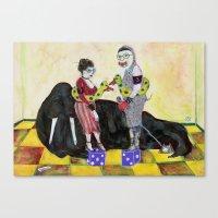 Special Room XI Canvas Print