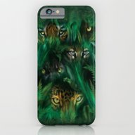 The Mountain Jungle Eyes iPhone 6 Slim Case
