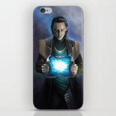 Loki #2 iPhone & iPod Skin