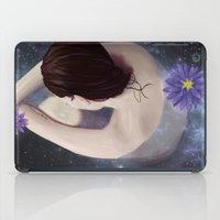 Her Tears Filled an Ocean of Eternity iPad Case