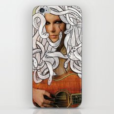 Taylor Medusa iPhone & iPod Skin
