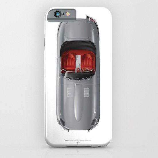 Classic Series N.º1, Jaguar E iPhone & iPod Case