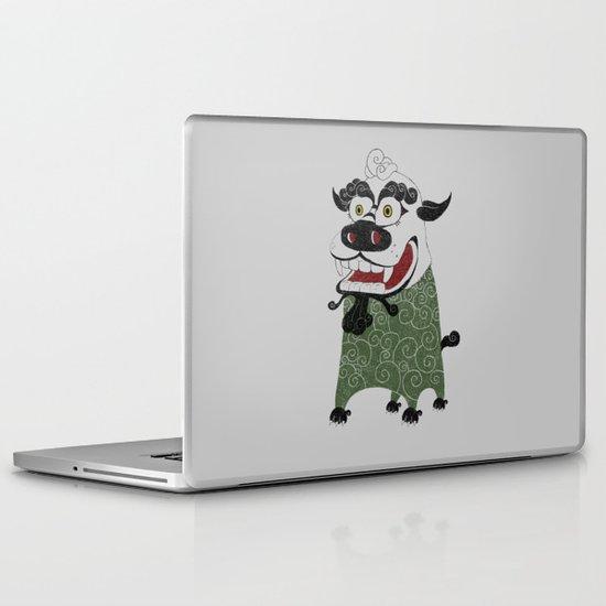 Shishi 獅 Laptop & iPad Skin
