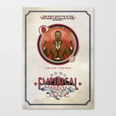 Empirical 'Elements of Truth' - Shane Forbes Canvas Print