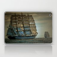 Ships Laptop & iPad Skin