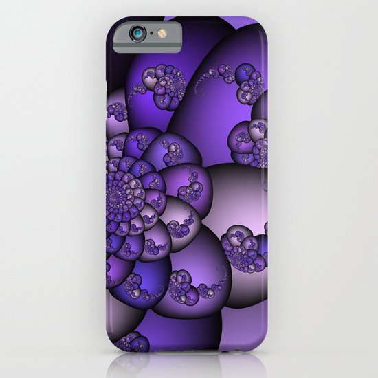 Perplexity of Purple iPhone & iPod Case