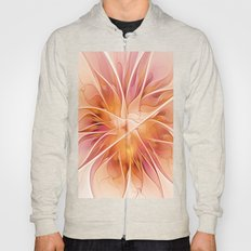 Floral Impression, Abstr… Hoody