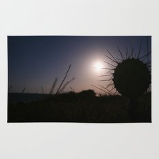Caribbean Sunset Cabo de la Vela (Jepira)  Rug