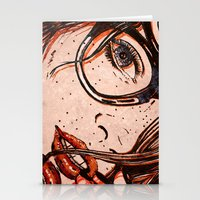 LE REGARD Stationery Cards