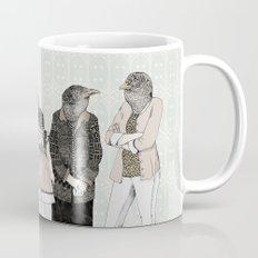 Arabian babbler Mug