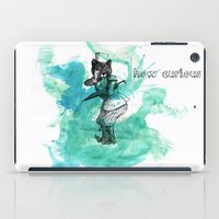 Carnival Bear Time Traveler iPad Case