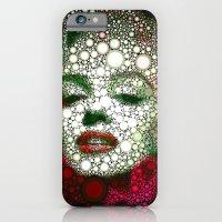 Marilin Circles iPhone 6 Slim Case