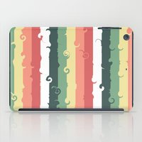 Candy Roll iPad Case