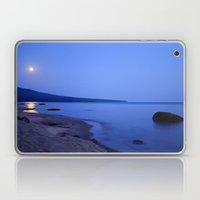 Moon Shimmering On Super… Laptop & iPad Skin