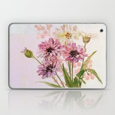 bouquet en rose Laptop & iPad Skin