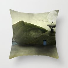 Leaf Peepers - Susan Weller Throw Pillow