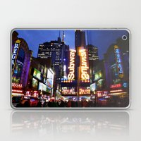 'Times Square NYC ~ BRIG… Laptop & iPad Skin