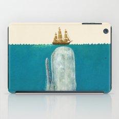 The Whale - colour option iPad Case