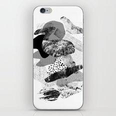 rock balancing iPhone & iPod Skin