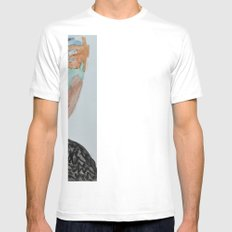 i used to  Mens Fitted Tee SMALL White