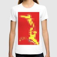 pixel T-shirts featuring Pixel  by Lior Blum