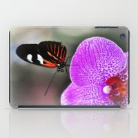 Butterfly Garden 3 iPad Case