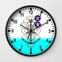 Delta Gamma, Stars at sea Wall Clock