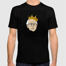 Bernie Smalls for President Black SMALL Mens Fitted Tee