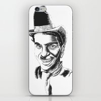 The Comedians iPhone & iPod Skin