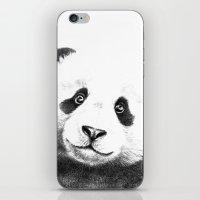 Giant  Panda G100 iPhone & iPod Skin