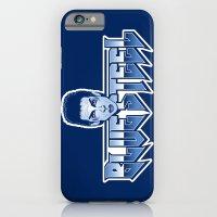 iPhone & iPod Case featuring Blue Steel by Grady