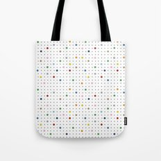 Pin Points Repeat Tote Bag