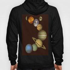 The Solar System Hoody