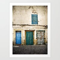 The Doors Art Print