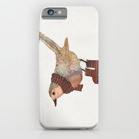 Robin iPhone & iPod Case