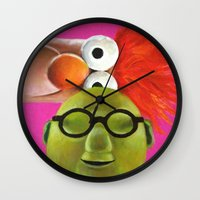 The Muppets - Bunsen and Beaker Wall Clock