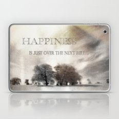 Happiness Laptop & iPad Skin