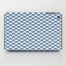 matsukata in monaco blue iPad Case