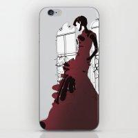 Gown iPhone & iPod Skin