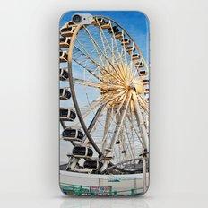 Big Wheel iPhone & iPod Skin