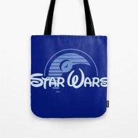 Disney Wars Tote Bag