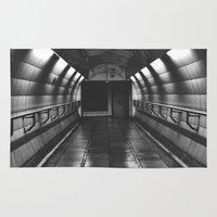 Underground: Waterloo (3) Rug