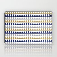 Royals Pattern Laptop & iPad Skin