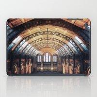 London Natural History Museum  iPad Case