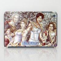 Final Fantasy V iPad Case