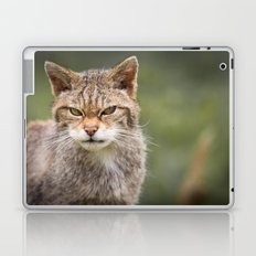 Scottish Wildcat Laptop & iPad Skin