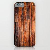 Beautifully Aged Wood Te… iPhone 6 Slim Case