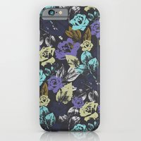iPhone & iPod Case featuring Midnight Garden by Femi Ford