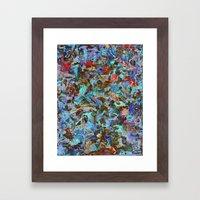 Approximate Stirs Framed Art Print